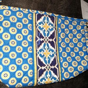 VERA BRADLEY - RIVIERA BLUE - COSMETIC BAG